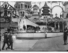 Luna Park around the turn of the century.