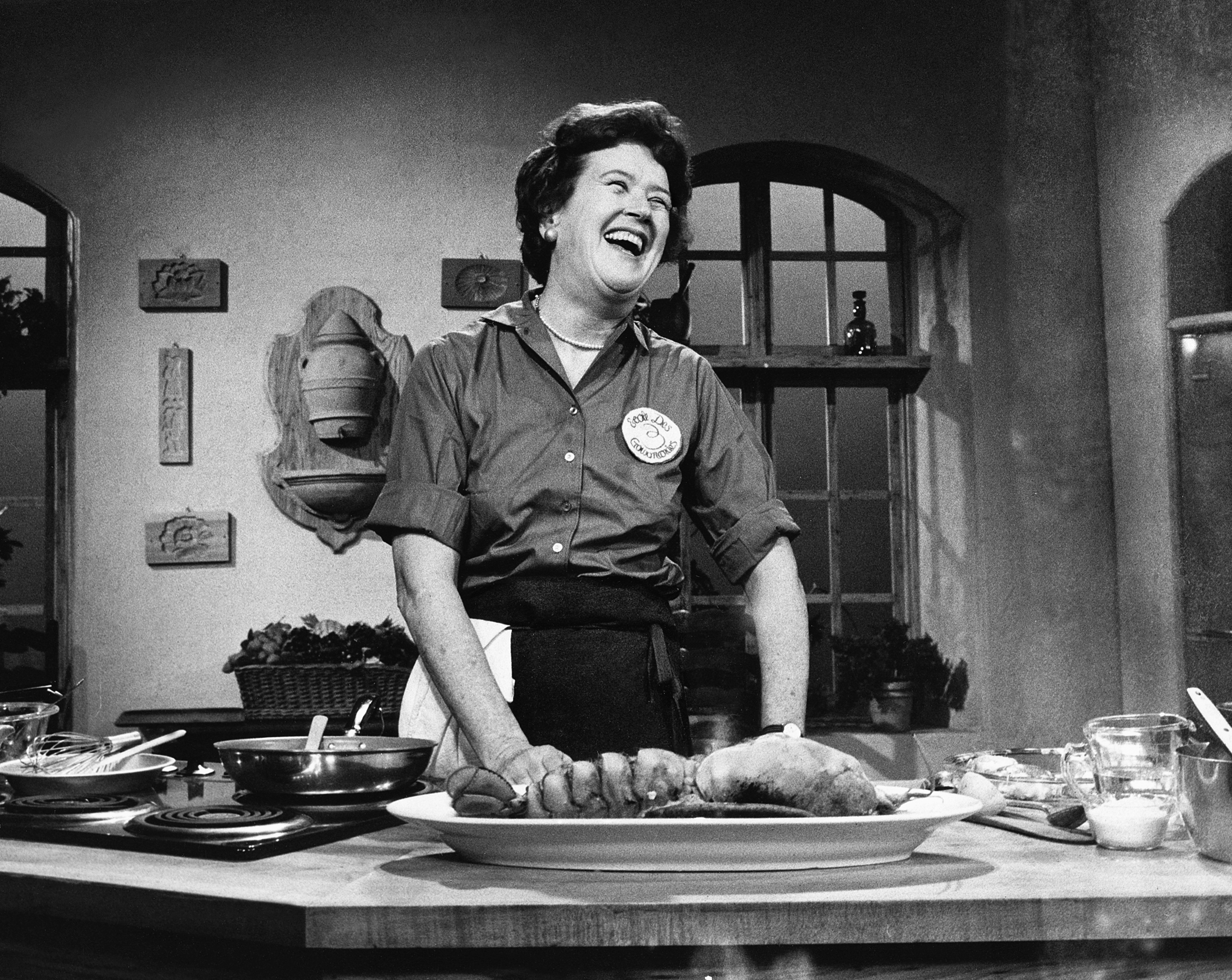say happy birthday to julia child win a new cookbook collection brooklyn based. Black Bedroom Furniture Sets. Home Design Ideas