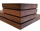Black walnut kitchen boards for any dinner party, small or large