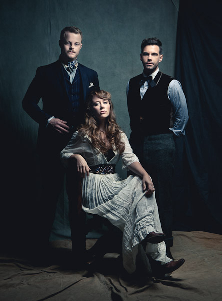 The Lone Bellow (c/o Tracy Zamot)