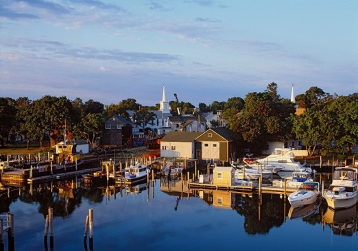 Greenport has a fishing village vibe in the middle of wine country.