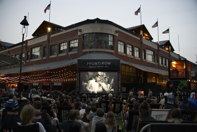 Free movies, DJ parties, Brooklyn Flea food and a bar are all putting a new spin on the South St. Seaport.