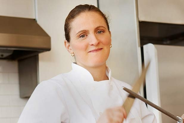 Chef April Bloomfield of The Spotted Pig curated a lineup of food industry darlings for the first Taste Talks conference happening in Williamsburg in September. Photo: Northside Media Group