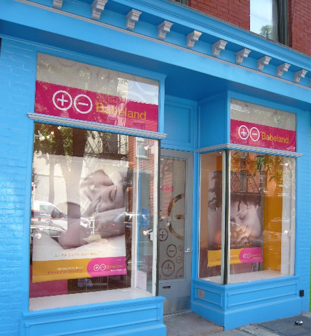 Babeland is no longer a teenager; come celebrate its 20th anniversary at the sex shops Bergen Street outpost on Sept. 14. Photo: Babeland