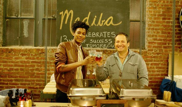 Samples of Madiba's South African fare are among offerings at Brookyn Bounty, the celebration of Brooklyn Historical Society's 150th anniversary, happening Oct. 16. Photo: BHS