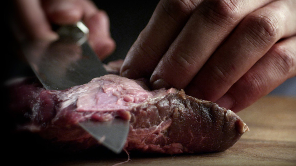 "A still from Matt Checkowski's film ""Beer Braised Ox Cheek,"" which will screen during the Festival's Food Porn Party. [Photo: Courtesy Food Film Festival]"