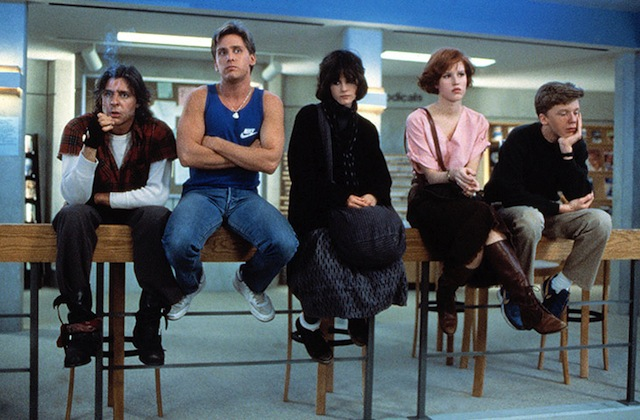 ... Evening of Fiction in which John Hughes Characters Grow the F*ck Up