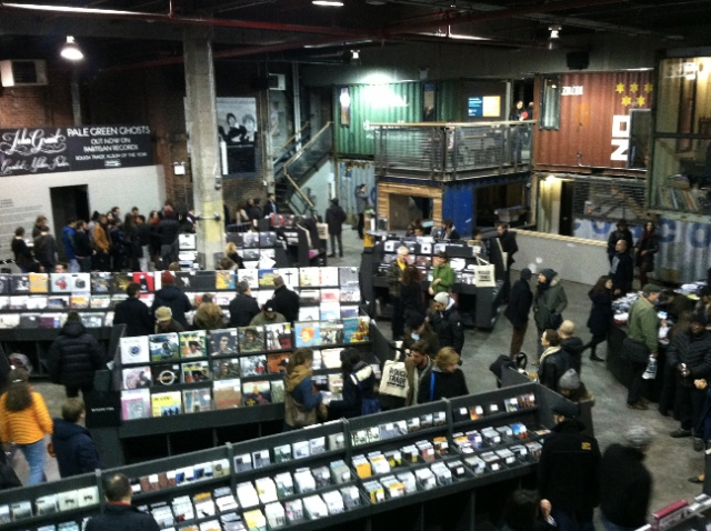 Rough Trade Nyc A Scouting Report Brooklyn Based