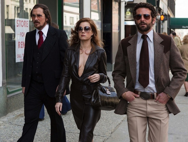"""American Hustle,"" released in New York theater's today, is the one film you have to see this holiday season. Photo: Columbia Pictures"
