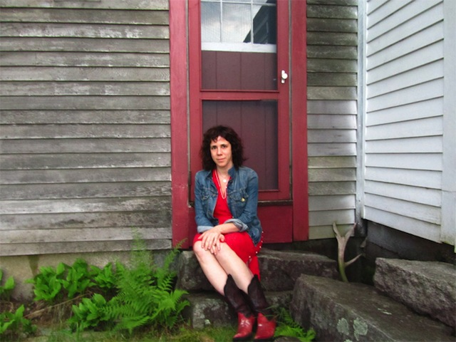 "Jami Attenberg, author of ""The Middlesteins,"" will be at Word on Saturday and Sunday with other local authors to sign books and wrap gifts at the bookstore's BK Holiday Open House. Photo: Kate Christensen/jamiattenberg.com"