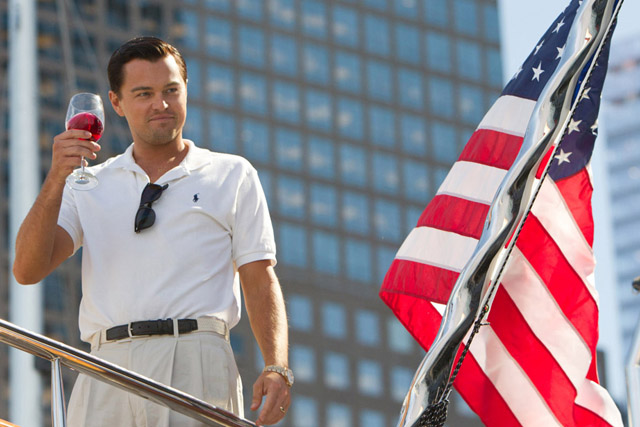 "You can object to Leonardo DiCaprio's business practices, but not his acting in ""The Wolf of Wall Street,"" out Dec. 25. Photo: Paramount Pictures/Red Granite Pictures"