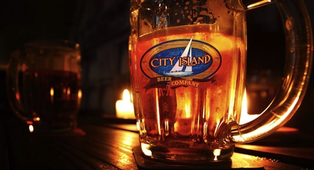 Expect to enjoy rare brews like City Island's new black ale at New York City Brewers Guild's fundraiser Dec. 5. Photo: City Island