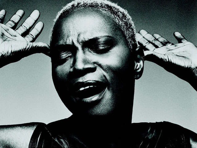 Beninoise singer and activist Angélique Kidjo will at BAM on Jan. 27 to discuss her new memoir as part of Unbound, an ongoing literary series conducted by BAM and Greenlight Bookstore. Photo: BAM