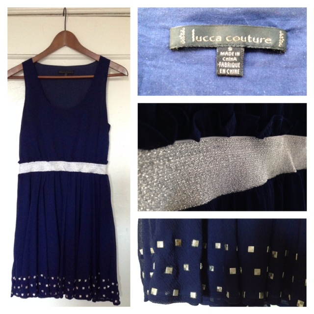 Peggy took this dress to five different consignment stores in Brooklyn. Photo: Peggy Truong