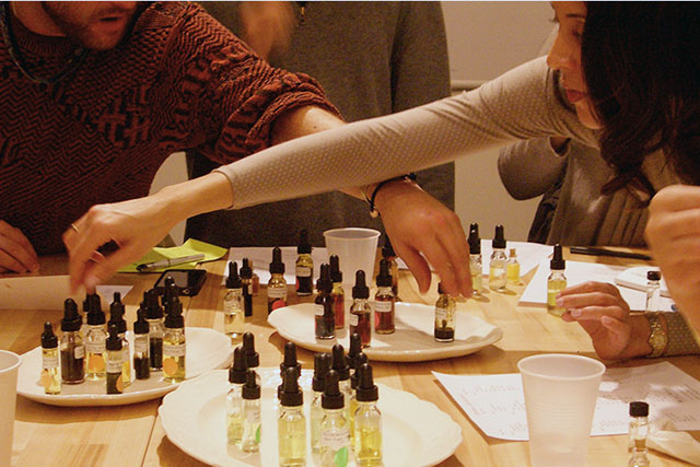 Make your own signature scent at Brooklyn Craft Company's next DIY Perfume workshop on Jan. 15. Photo: BCC
