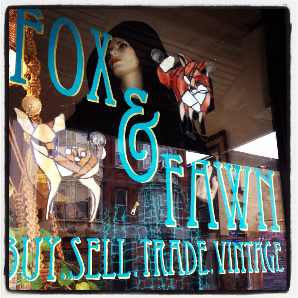 Fox and Fawn has two locations, one in Greenpoint the other in Bushwick. Photo: Fox and Fawn