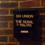 Welcome to the Royal Palms.