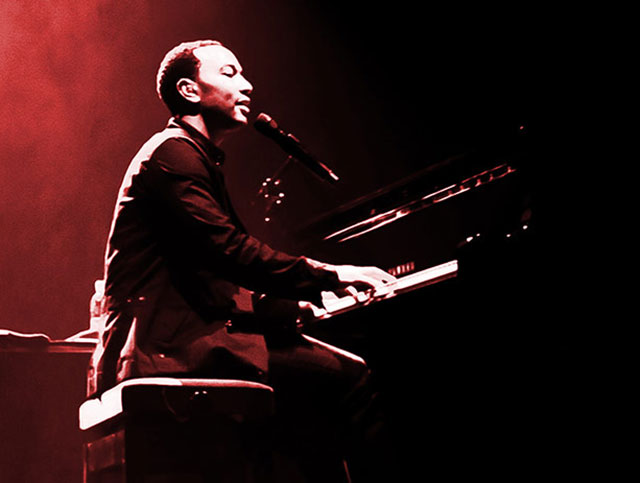 If you're one of the ordinary people who want to see John Legend in concert at BAM this spring, get your tickets now before it's too late. Photo: BAM
