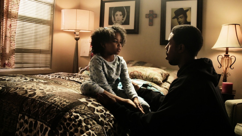 "Michael B. Jordan and Ariana Neal in ""Fruitvale Station."" Photo: The Weinstein Company"