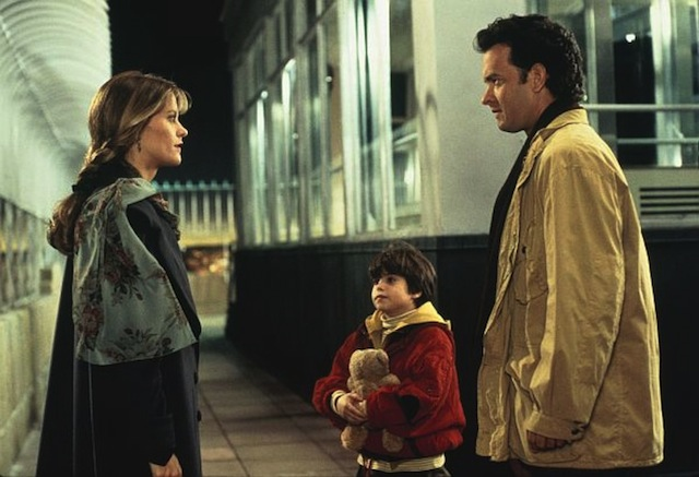 Huckleberry Bar saved the best for last: It wraps up its February is for Lovers film series this Monday with a screening of Sleepless in Seattle. Photo: TriStar Pictures