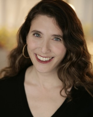 """Jennifer Senior, author of """"All Joy and No Fun: The Paradox of Modern Parenthood."""" Her next Brooklyn reading is May 13 at the Park Slope Library. Photo: Laura Rose"""