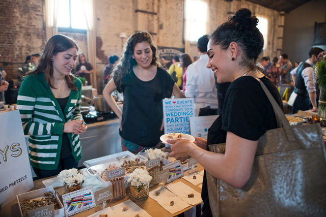 Grab a bite of BK on April 29 at the fourth annual Tasting Brooklyn expo in Gowanus. Photo: Brooklyn Exposed