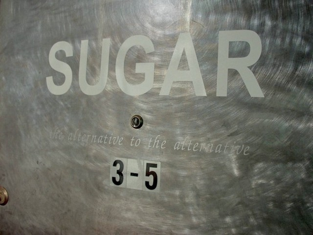 SUGAR is displaying work from three artists this weekend, including founder, Gwendolyn Skaggs. Photo: BOS