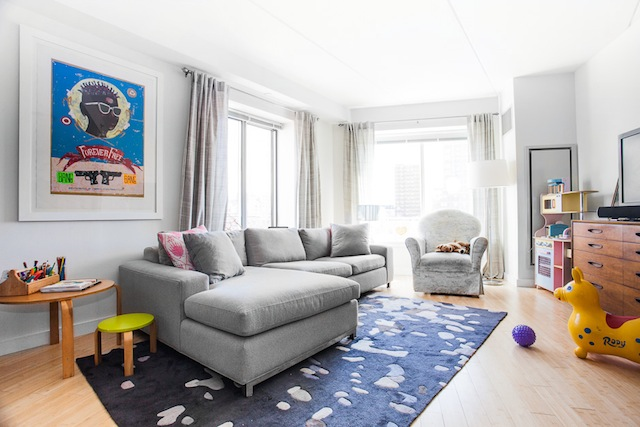 Kid & Coe specializes in apartments and homes filled with toys and child gear that make it easy to travel with kids. Photo: Kid & Coe