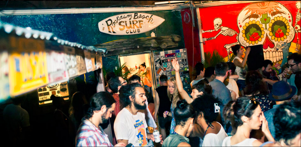 Welcome summer a few days early this weekend at Rockaway Beach Surf Club's kickoff party on June 14. Photo: RBSC