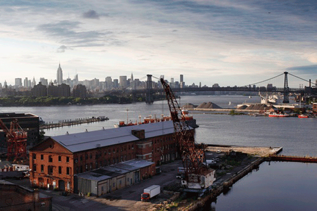 In honor of the Brooklyn Navy Yard being named a national landmark, we went digging for little-known facts and fodder from throughout its over 200-year-old history. Photo: BLDG92