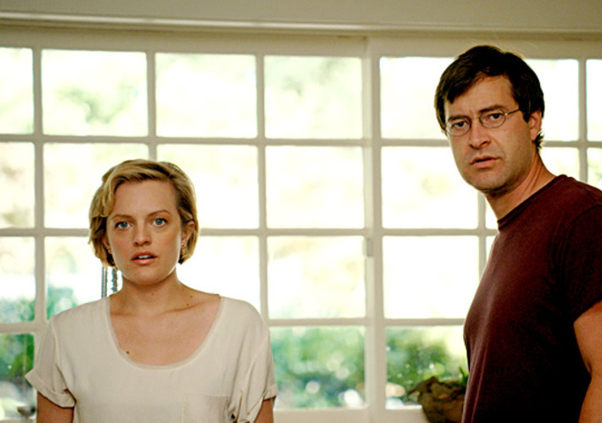 Catch a sneak preview of author Chris McDowell's anticipated directorial debut, The One I Love, starring Elisabeth Moss and Mark Duplass, plus a Q&A with the cast on Aug. 4 at Industry City. Photo: Radius TWC