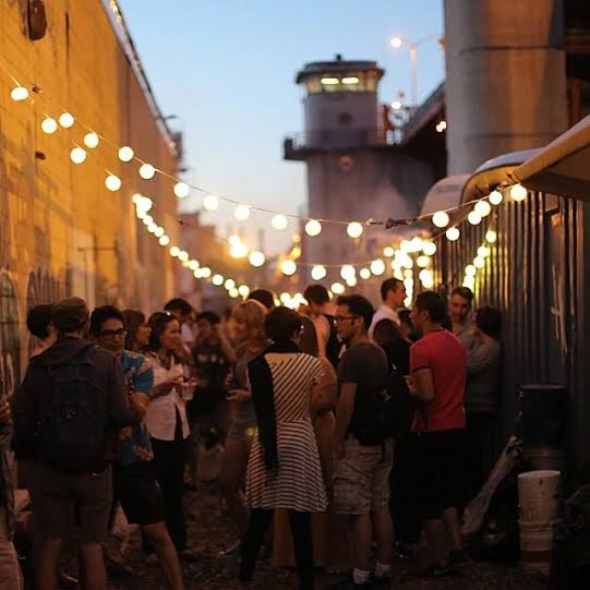 Enjoy your last BBQ of the summer at the Rock the Pulaski benefit on Saturday. Photo courtesy North Brooklyn Boat Club
