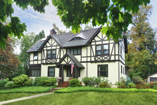 This 3BR, 2.5 bath Montclair home, on a third of an acre, just closed for $730,000. Photo: Stanton Realtors