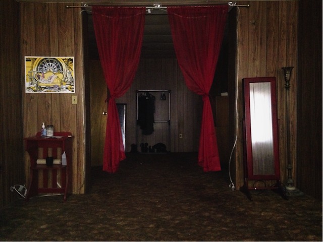 One of two rooms in Jennifer's dungeon. Photo: Heather Dockray