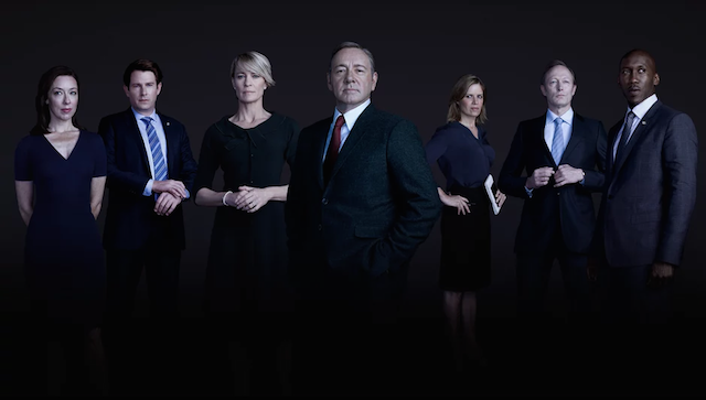 House of Cards season 3 photo courtesy of Netflix