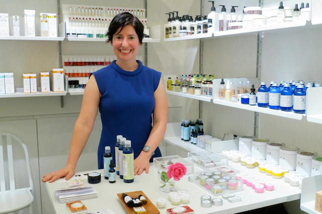 Soapwalla's Rachel Winard is just one of Brooklyn's skincare artisans, who believe beauty comes from all-natural, ethically produced, wholesome products. Photo: Phoenix Botanicals/Soapwalla