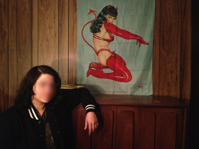 Park Slope resident Yenifer S. put a BDSM dungeon in her apartment to help her pay the rent. Photo: Heather Dockray
