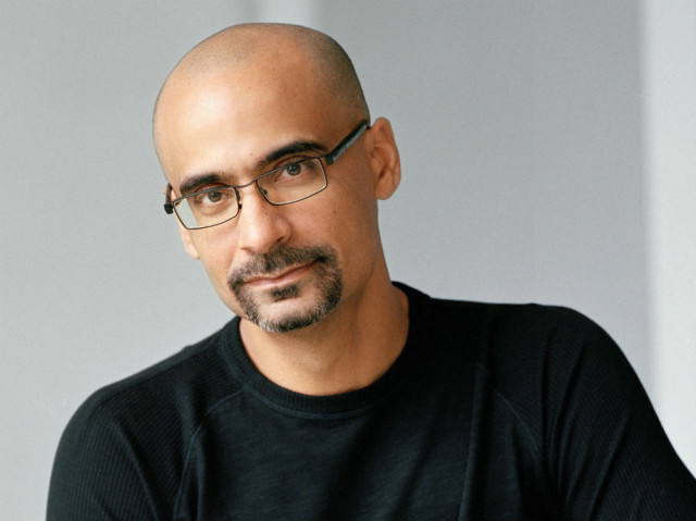 Novelist Junot Diaz is doing a free reading and Q&A at St. Francis College this Thursday night at 7pm. Photo: St. Francis College