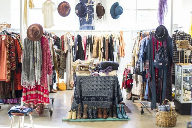 A vintage popup marketplace that has been killing it in LA makes its East Coast debut this weekend in Industry City. Photo: A Current Affair