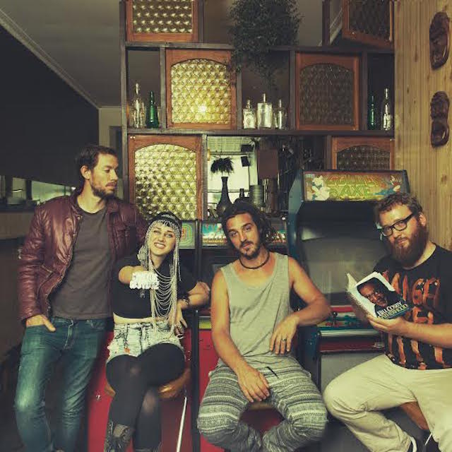 Australian band Hiatus Kaiyote is at Brooklyn Bowl on Tuesday night, and you want to be there. Photo: Hiatus Kaiyote