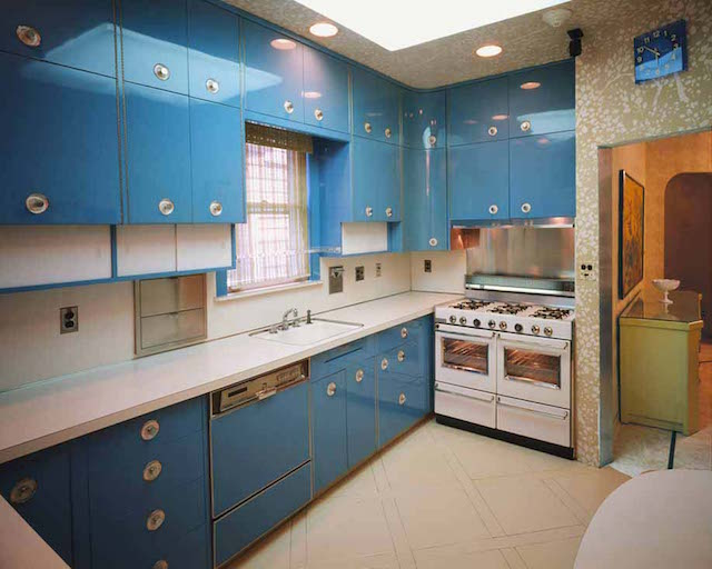 Your kids will be begging to bake cookies in this inspirational kitchen. Photo: Courtesy of Louis Armstrong House Museum