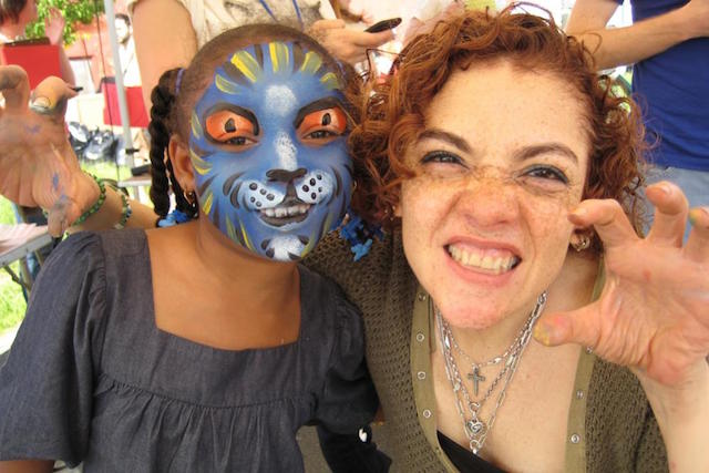 Face-painting, kayaking, dance performance, and free BBQ are just some of the things to look forward to at the 22nd Annual Red Hook Fest, which kicks off on Thursday. Photo: Dance Theatre Etcetera