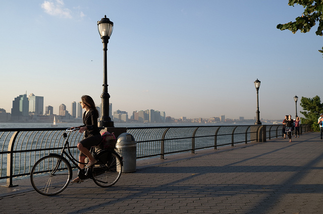 Believe it or not, New York City can be an amazing place to ride a bicycle. Photo: japp1967 via Flickr