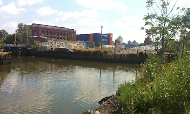 Support the Gowanus Canal Conservancy and its efforts to clean up our fearsome canal at Saturday's Antifreeze 2016 fundraising gala. Photo: Gowanus Canal Conservancy