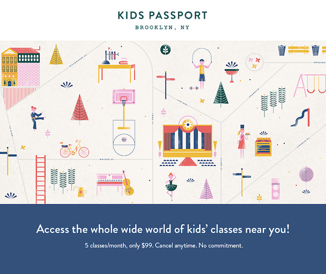 The Kids Passport is the answer we've been waiting for to all of our class questions. Photo: The Kids Passport