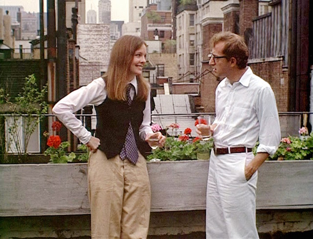 Head to Bushwick's new movie theater/resto/bar, Syndicated, to see Annie Hall on the big screen on Wednesday night. Photo: MGM