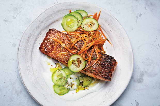 Don;t worry, foodies! There's even a cleanse for you. Photo: Bon Appetit
