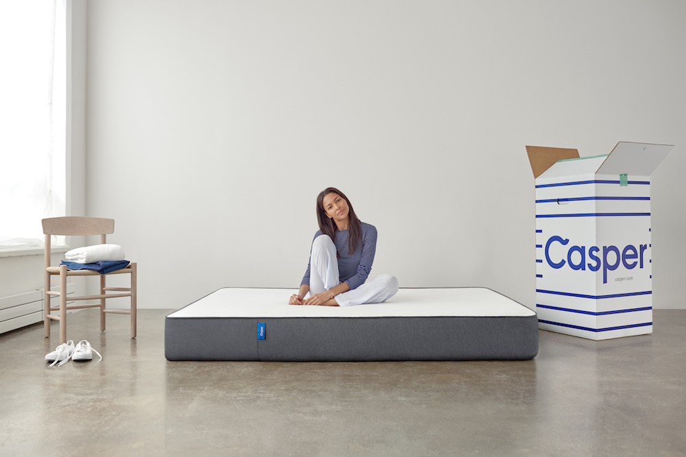 Casper the most comfortable mattress for less than 1000 for Brooklyn bedding vs casper