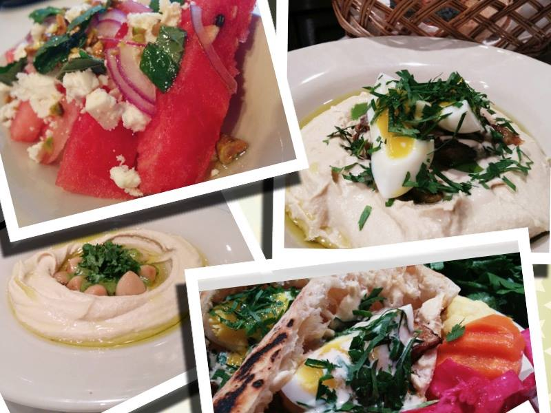 Hummus Market is a restaurant where vegetarians, vegans and omnivores can dine together in peace. Photo: Hummus Market