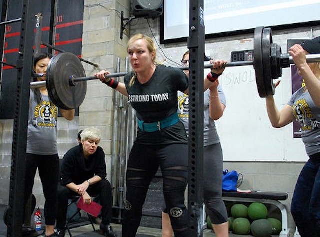 See 65 exceptionally strong sisters compete in the Iron Maidens Raw Open, a women-only weightlifting competition taking place on Saturday in Gowanus. Photo: CrossFit South Brooklyn